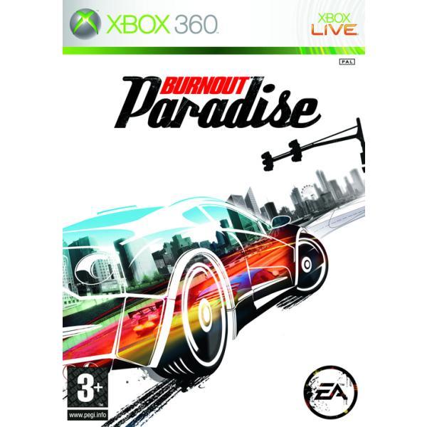 Burnout: Paradise- XBOX360 - BAZÁR (použitý tovar)