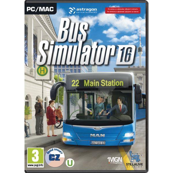 Bus Simulator 2016 CZ