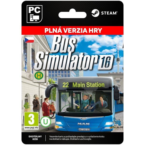 Bus Simulator 2016 [Steam]