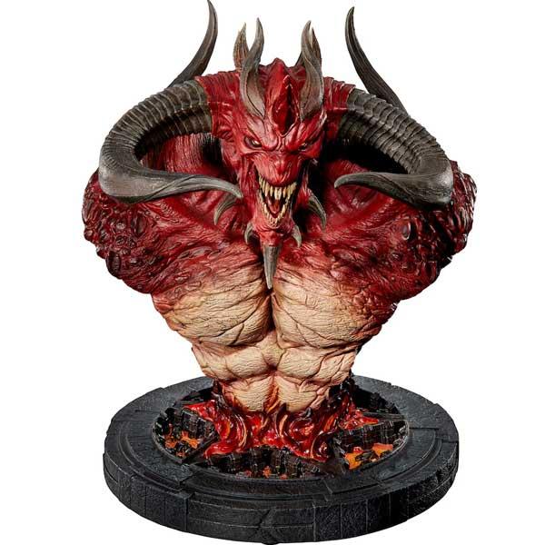 Busta Diablo Lord of Terror (Diablo)