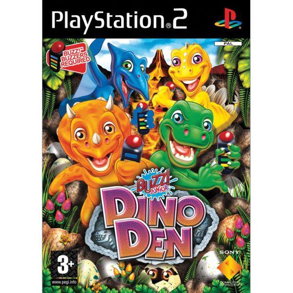 Buzz! Junior: Dino Den