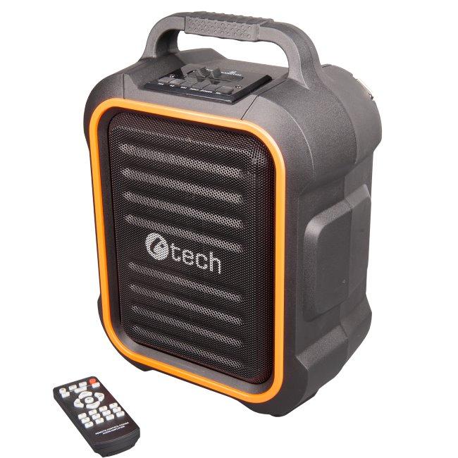 C-TECH Impressio Garde, Bluetooth reproduktor ALL in ONE, 15W