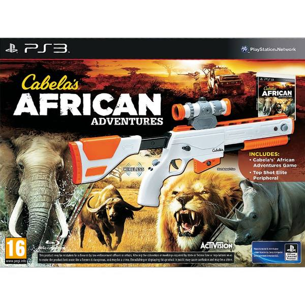Cabela's African Adventures + Top Shot Elite