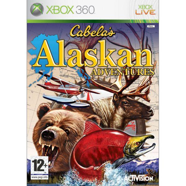 Cabela's Alaskan Adventures [XBOX 360] - BAZÁR (použitý tovar)