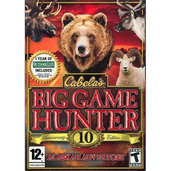 Cabela's Big Game Hunter 2007: 10th Anniversary Edition