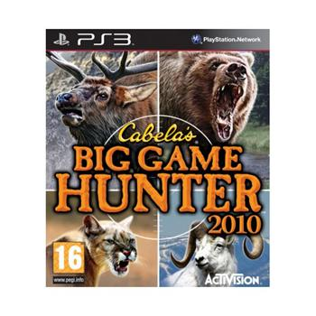 Cabela�s Big Game Hunter 2010 [PS3] - BAZ�R (pou�it� tovar)