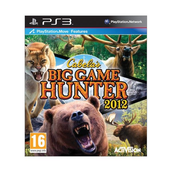 Cabela�s Big Game Hunter 2012