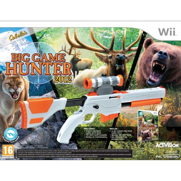 Cabela's Big Game Hunter 2012 + Top Shot Elite