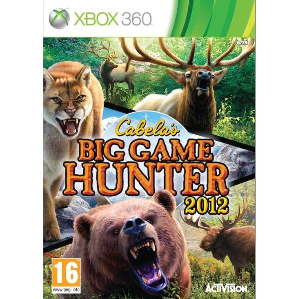 Cabela's Big Game Hunter 2012 [XBOX 360] - BAZÁR (použitý tovar)