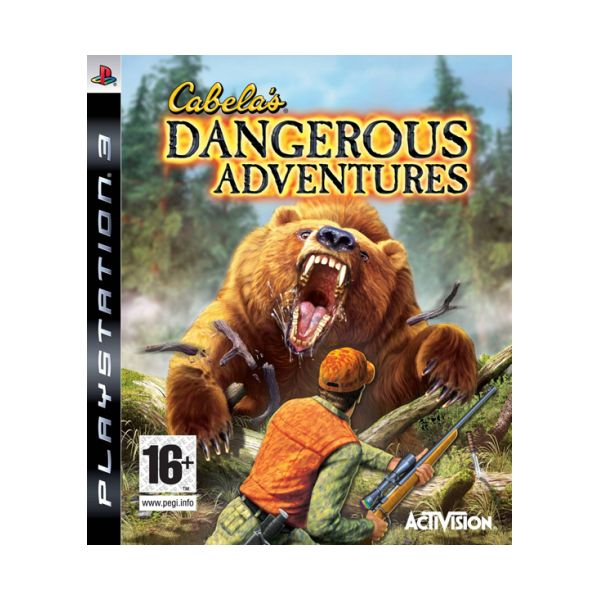 Cabela�s Dangerous Adventures