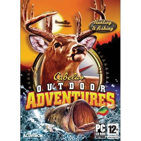 Cabela's Outdoor Adventures: Hunting & Fishing