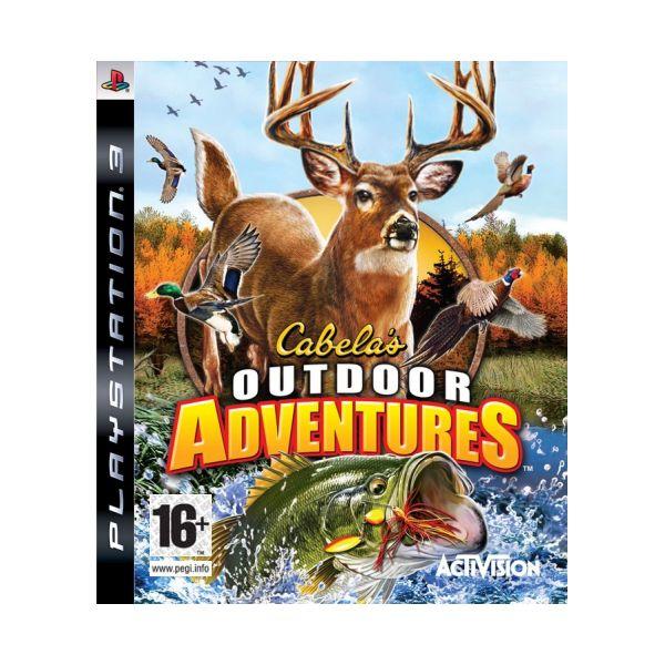 Cabela's Outdoor Adventures [PS3] - BAZÁR (použitý tovar)