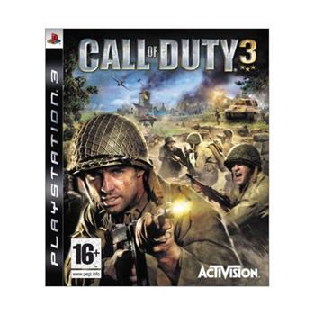 Call of Duty 3-PS3 - BAZÁR (použitý tovar)