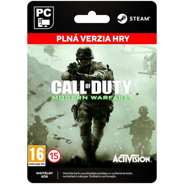 Call of Duty 4: Modern Warfare [Steam]