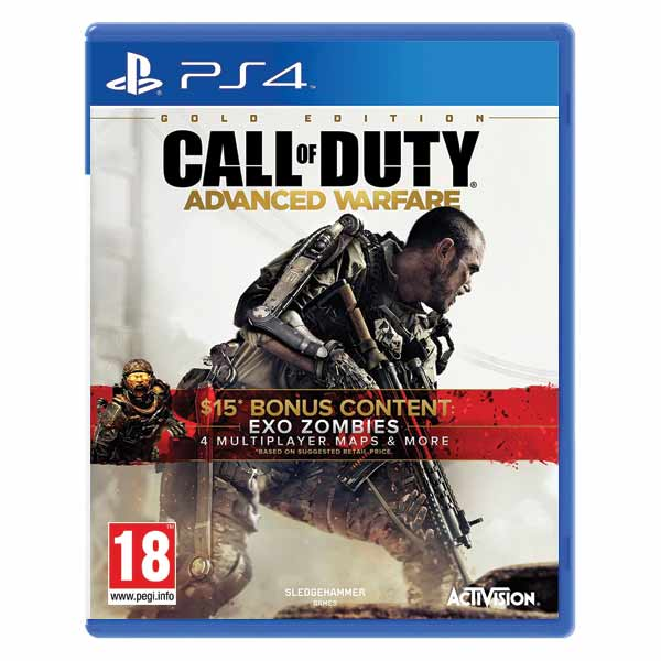 Call of Duty: Advanced Warfare (Gold Edition) PS4