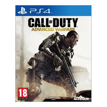 Call of Duty: Advanced Warfare [PS4] - BAZ�R (pou�it� tovar)