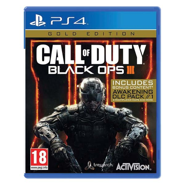 Call of Duty: Black Ops 3 (Gold Edition)