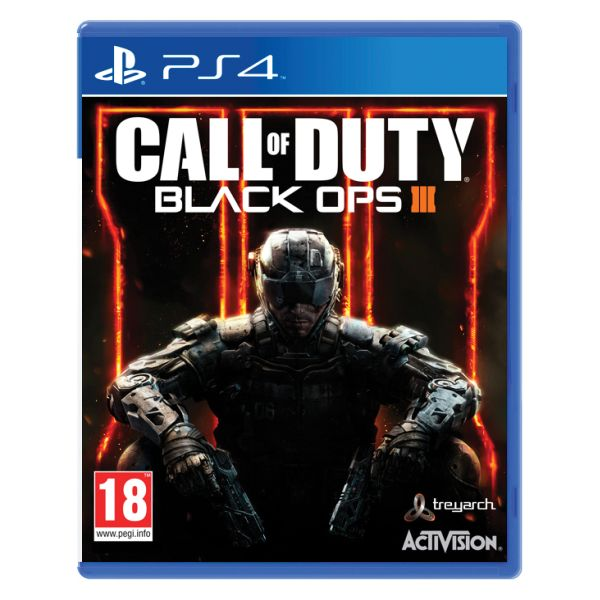 Call of Duty: Black Ops 3 [PS4] - BAZÁR (použitý tovar)