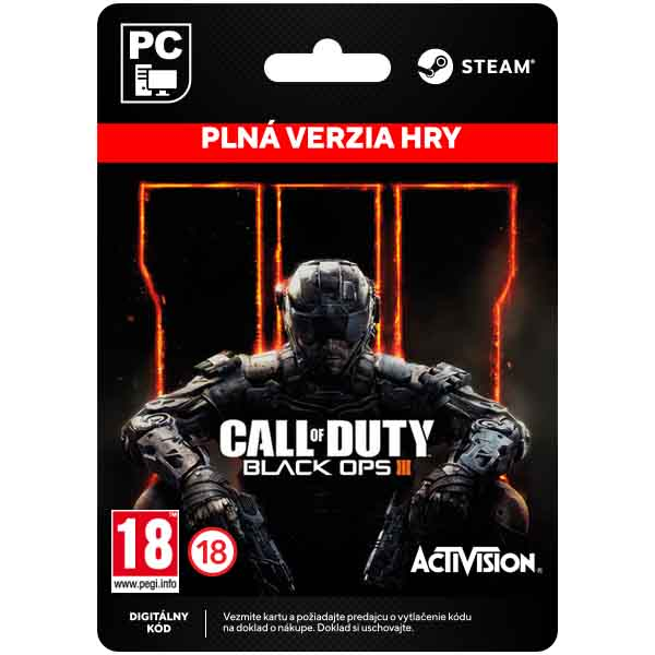 Call of Duty: Black Ops 3 [Steam]