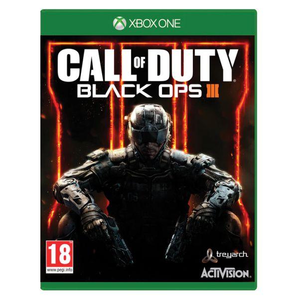 Call of Duty: Black Ops 3 [XBOX ONE] - BAZÁR (použitý tovar)