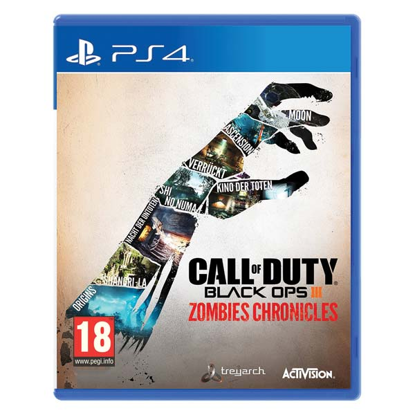 Call of Duty: Black Ops 3 (Zombies Chronicles) PS4