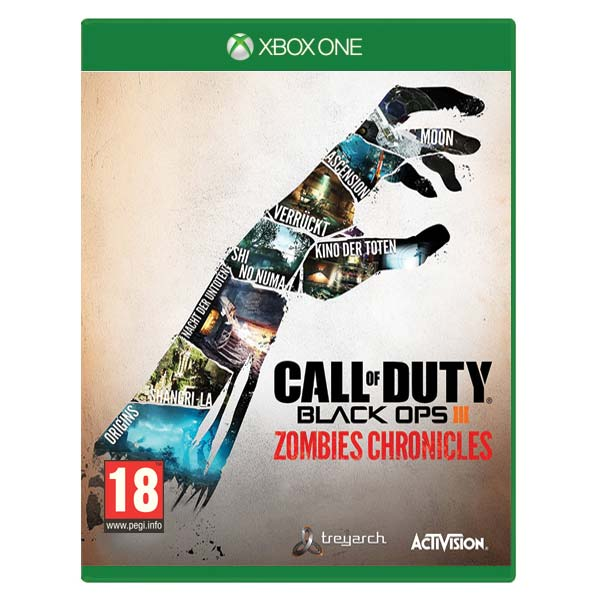 Call of Duty: Black Ops 3 (Zombies Chronicles) XBOX ONE