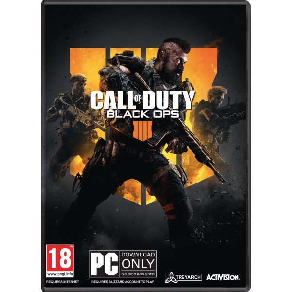 Call of Duty: Black Ops 4 PC Code-in-a-Box