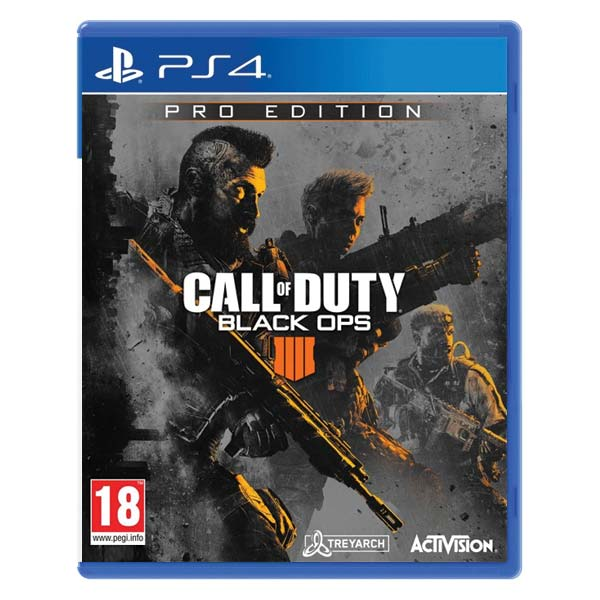 Call of Duty: Black Ops 4 (Pro Edition) PS4