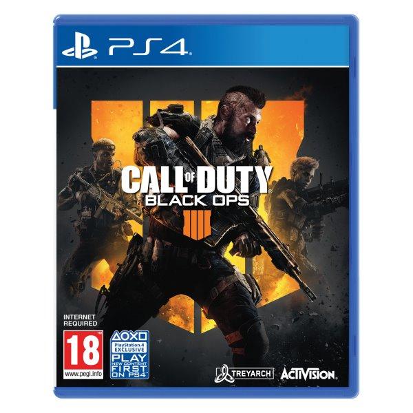 Call of Duty: Black Ops 4 [PS4] - BAZÁR (použitý tovar)