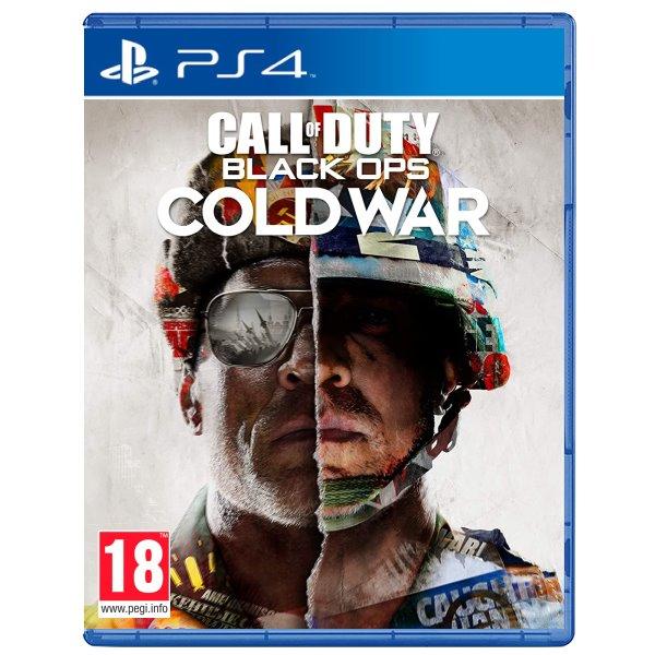 Call of Duty Black Ops: Cold War [PS4] - BAZÁR (použitý tovar)