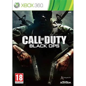 Call of Duty: Black Ops- XBOX 360- BAZÁR (použitý tovar)
