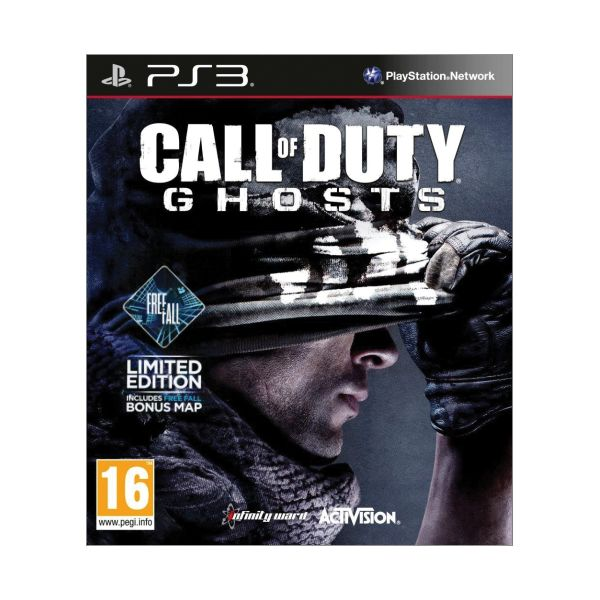 Call of Duty: Ghosts (Limited Pre-Order Edition) PS3