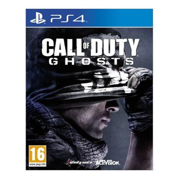 Call of Duty: Ghosts [PS4] - BAZ�R (pou�it� tovar)