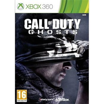 Call of Duty: Ghosts - XBOX 360- BAZÁR (použitý tovar)
