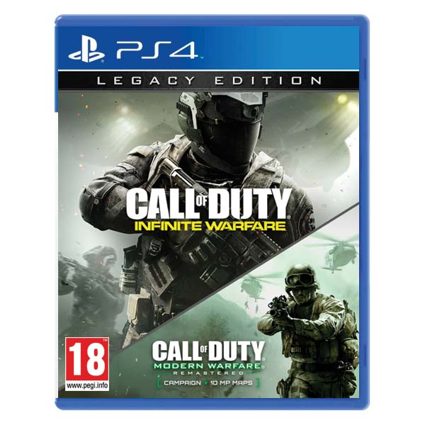 Call of Duty: Infinite Warfare (Legacy Edition) PS4