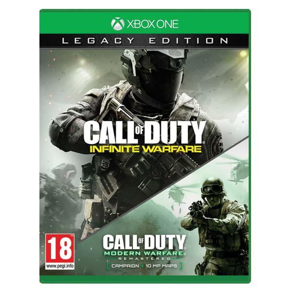 Call of Duty: Infinite Warfare (Legacy Edition) XBOX ONE