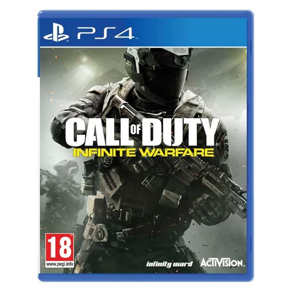 Call of Duty: Infinite Warfare [PS4] - BAZÁR (použitý tovar)