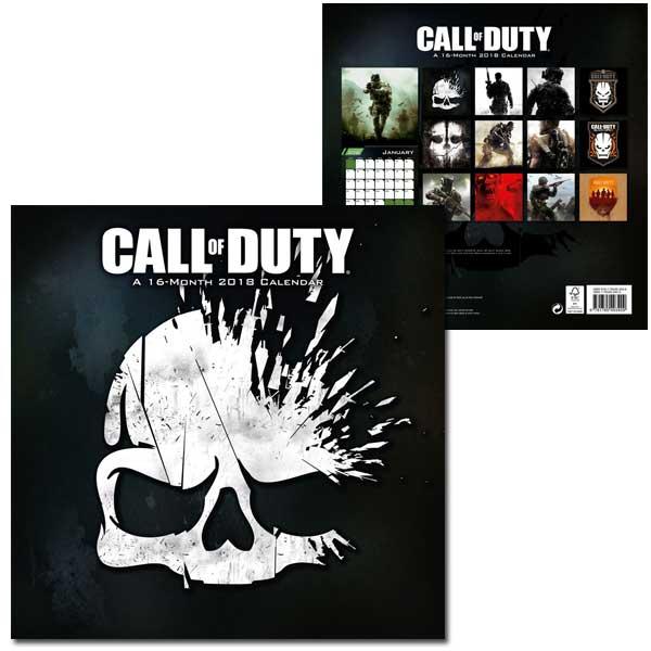 Call of Duty Kalendár 2018 DANI2018-210