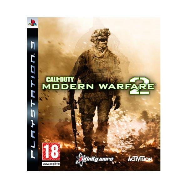 Call of Duty: Modern Warfare 2 PS3