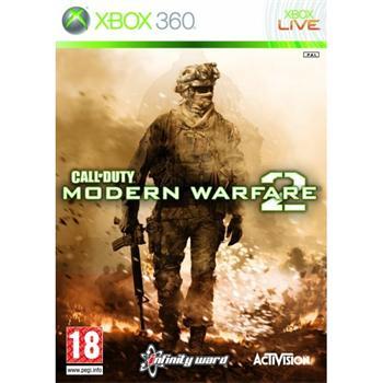 Call of Duty: Modern Warfare 2 - XBOX 360- BAZÁR (použitý tovar)