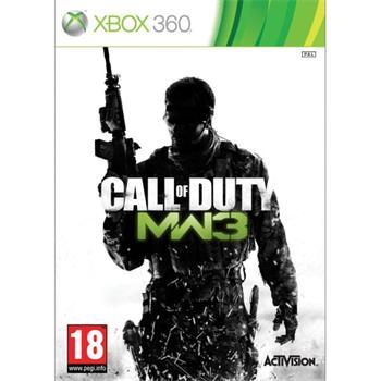 Call of Duty: Modern Warfare 3- XBOX 360- BAZÁR (použitý tovar)