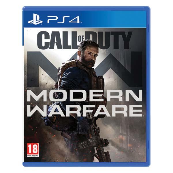 Call of Duty: Modern Warfare [PS4] - BAZÁR (použitý tovar)
