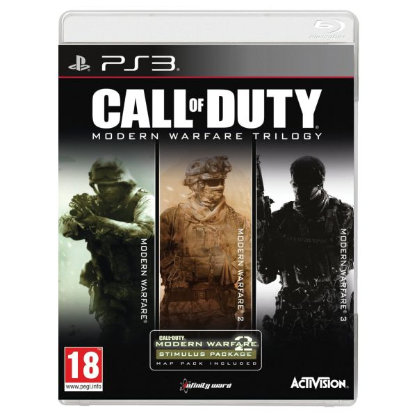 Call of Duty: Modern Warfare Trilogy PS3