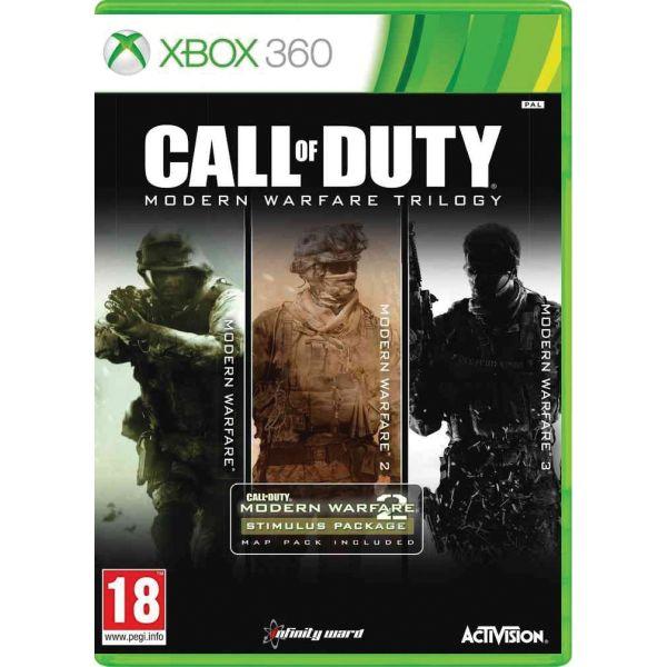 Call of Duty: Modern Warfare Trilogy XBOX 360