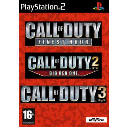 Call of Duty Triple Pack