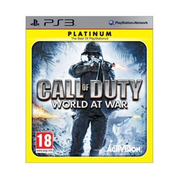 Call of Duty: World at War PS3 - BAZÁR (použitý tovar)
