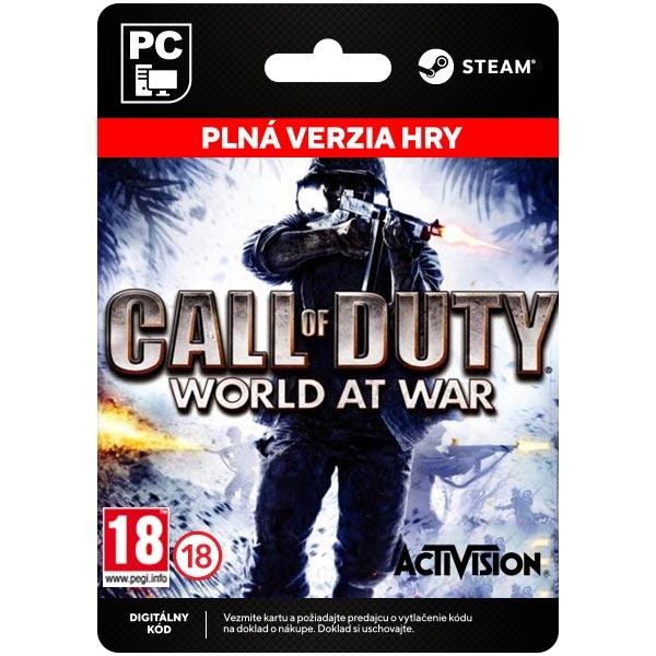 Call of Duty: World at War [Steam]