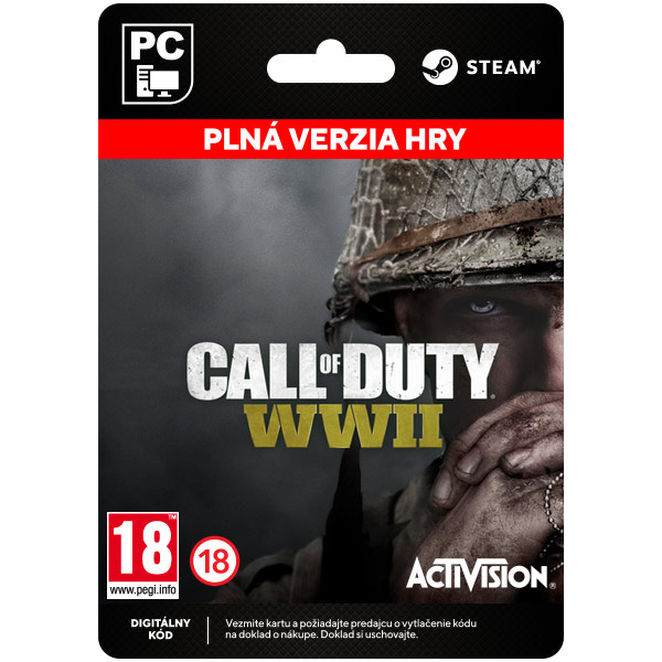 Call of Duty: WW2 [Steam]