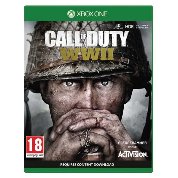 Call of Duty: WW2 XBOX ONE