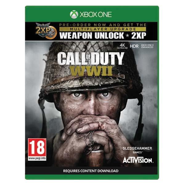 Call of Duty: WW2 [XBOX ONE] - BAZÁR (použitý tovar)